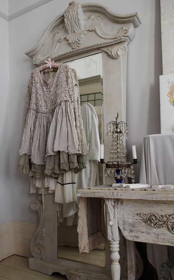 Интерьер в винтажном стиле